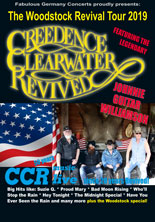 CCR - Creedence Clearwater Revived feat. Johnnie Guitar Williamson