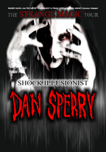 DAN SPERRY - The Strange Magic Tour