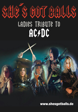 She`s Got Balls - Ladies Tribute to AC/DC