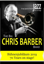 The Big Chris Barber Band - Jazz Gala 2019