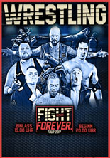 wXw Fight Forever Tour 2017